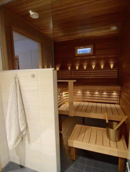 muuttovalmis talopaketti, sauna