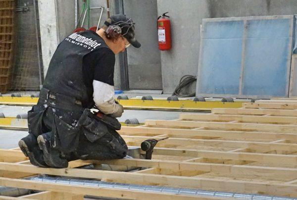 Rakennustavalla on merkitystä