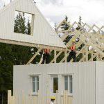 Muurametalot - talon rakentaminen