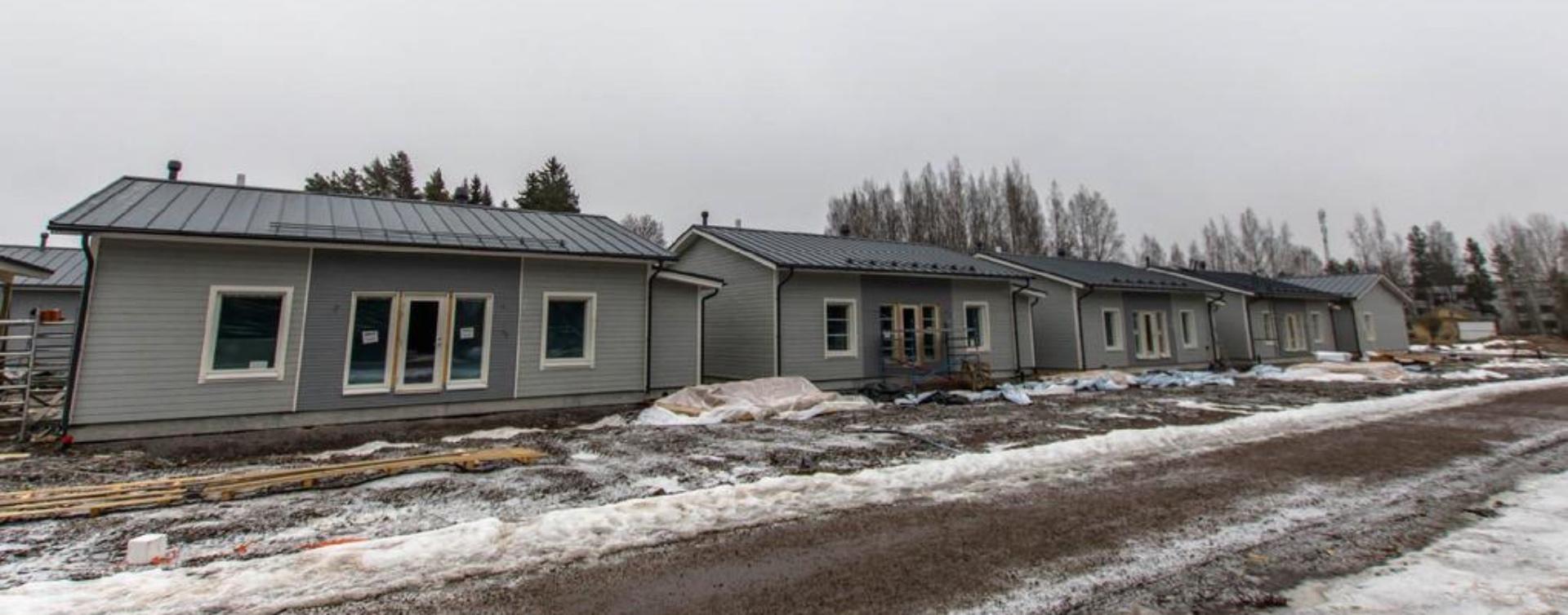 Uudiskohteet Nurmijärvi