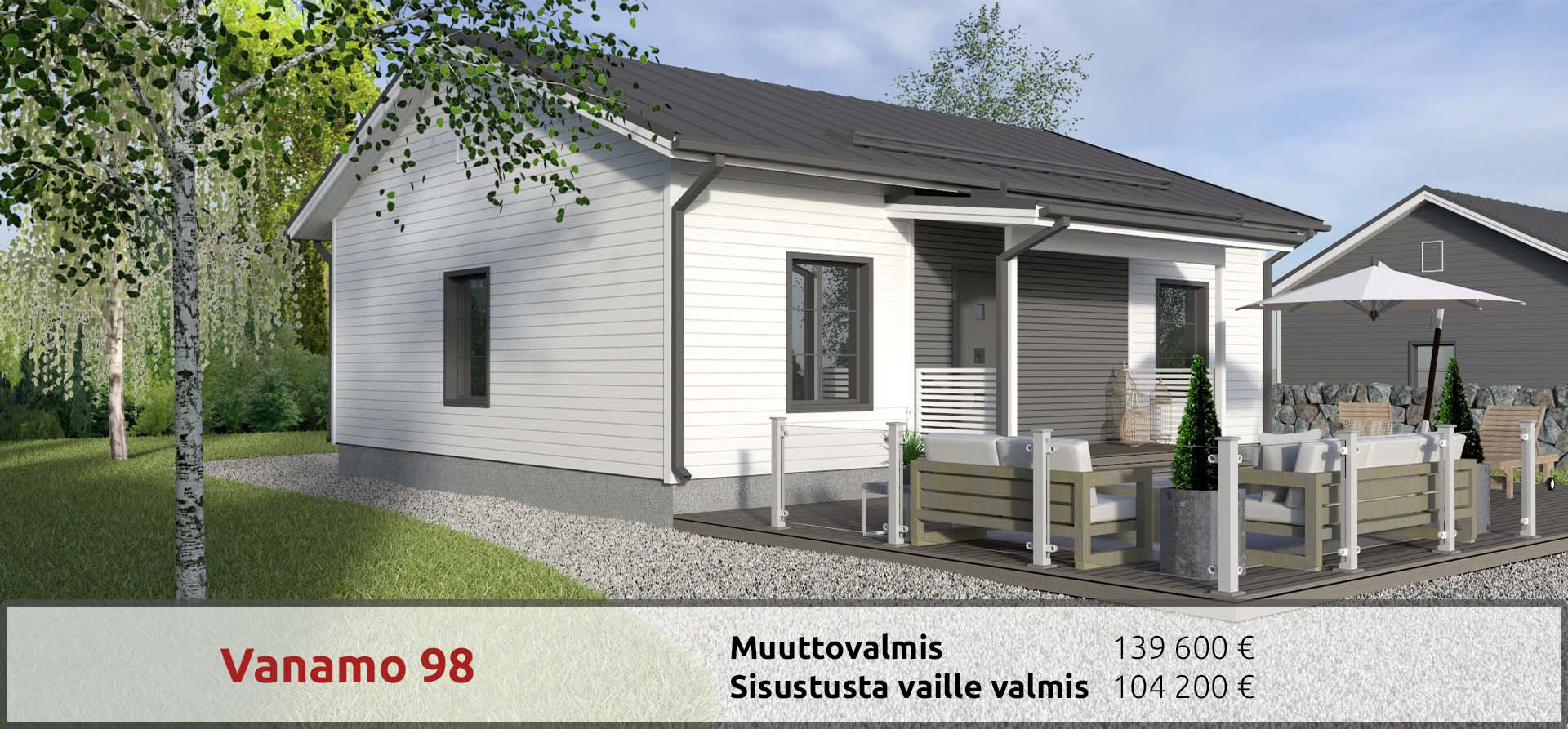 kompakti talo